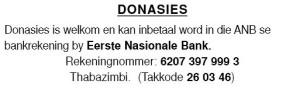 C Donasies